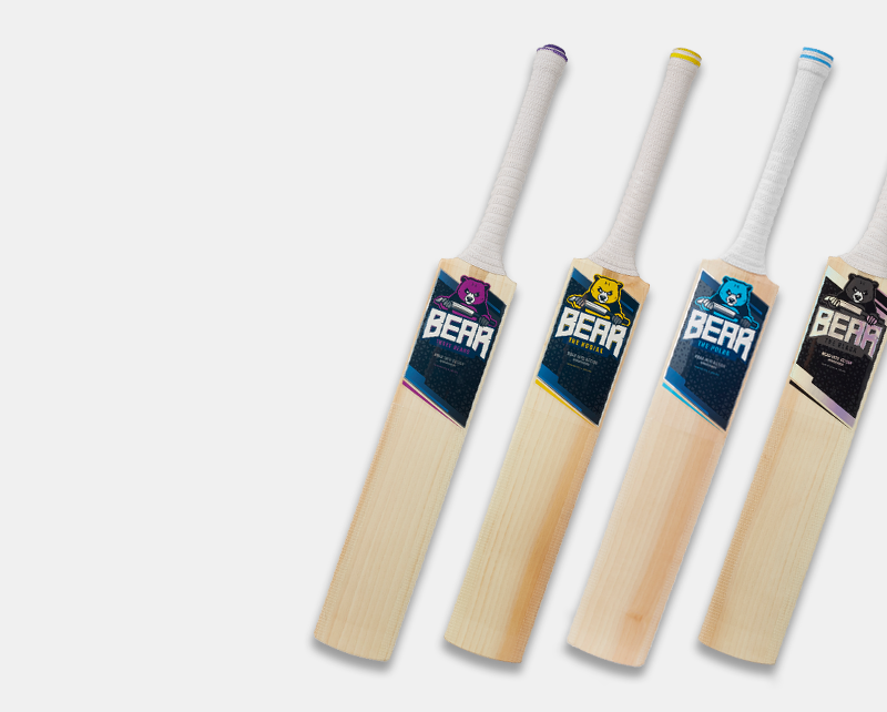 2020 Bear Cricket bats