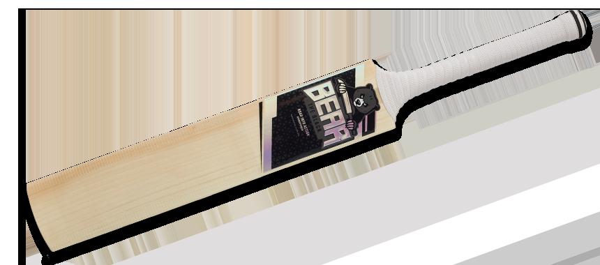 The Black Bear Cricket Bat