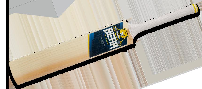The Kodiak Bear Cricket Bat