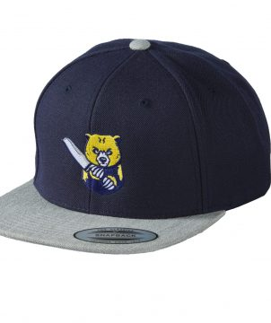 Bear Cricket Snapback