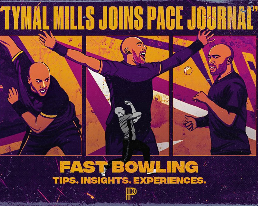 Tymal Mills Pace Journal